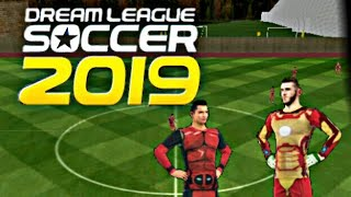 Dream League Soccer 5 Superman Kit From Youtube - The