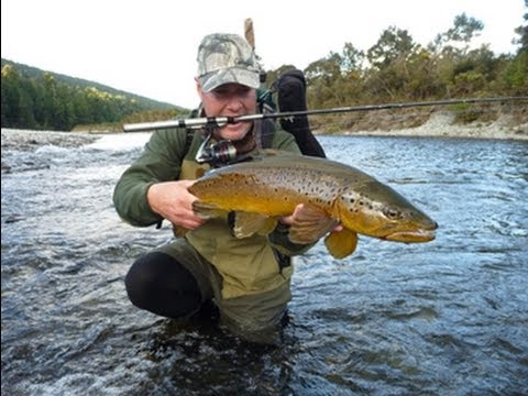 "trout ""the other"" way - rapala lure fishing new zealand - youtube, Fly Fishing Bait"