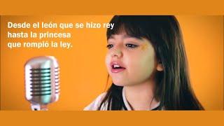 DE ELLOS APRENDÍ - LETRA - COVER DE ALMA ZARZA - CANCIÓN ORIGINAL DE DAVID REES