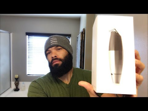 Bevel Trimmer Review / Beard line up