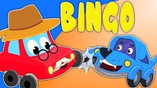 бинго собака | песня для детей | русские рифмы для детей | детская песня | Bingo The Dog Song