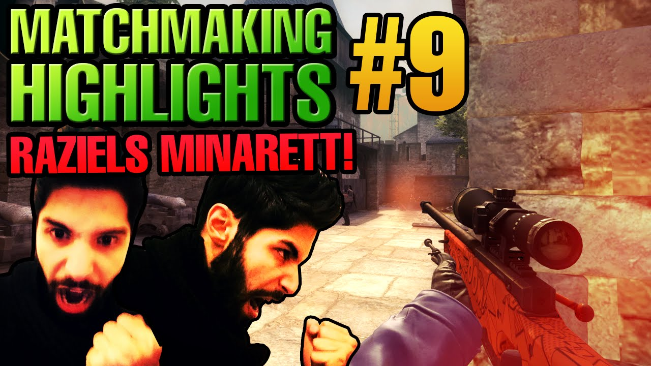 CS:GO Matchmaking Highlights #39 - YouTube