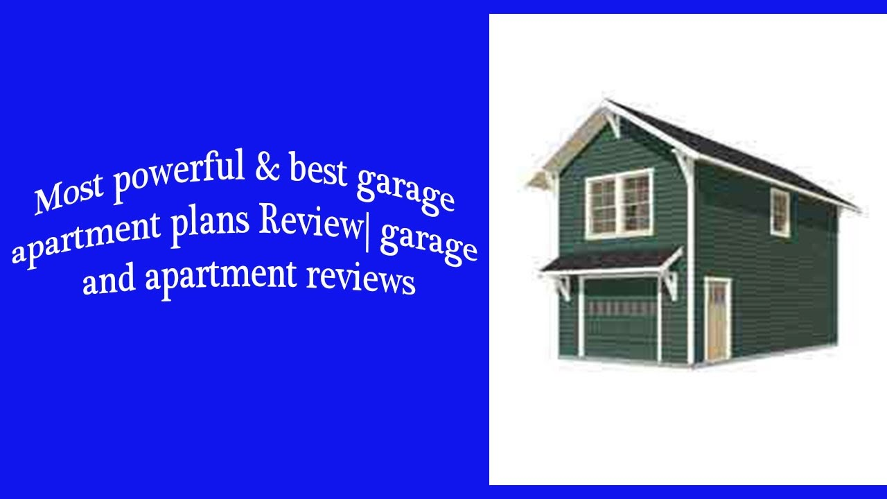 Most Powerful & Best Garage Apartment Plans Review