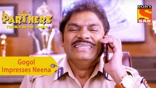 Your Favorite Character | Inspector Gogol Impresses Neena | Partners Double Ho Gayi Trouble