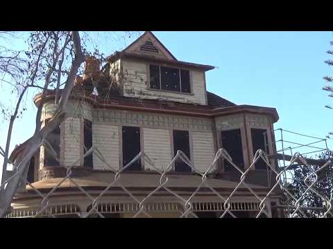 Scary Old House- Riverside California.