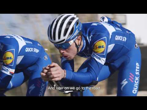 Quick Step Floors - The Art Of A Team Time Trial