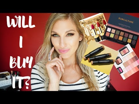 WILL I BUY IT? │ ABH SUBCULTURE, PAT MCGRATH, SMASHBOX & MAKE UP FOR EVER