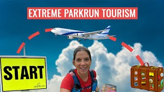 We Try EXTREME parkrun Tourism