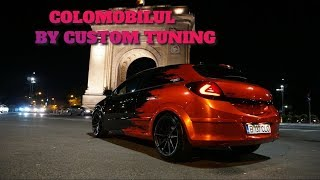 COLOMOBILUL A FOST MODIFICAT DE CUSTOM TUNING - PIMP MY RIDE 🚘