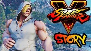 Street Fighter 5 Ed Story