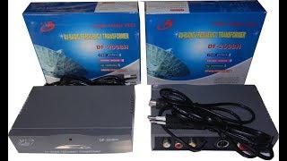 Як підключити т2 приймач до старого телевізора : ТБ ВЧ модулятор(RF TV MODULATOR).