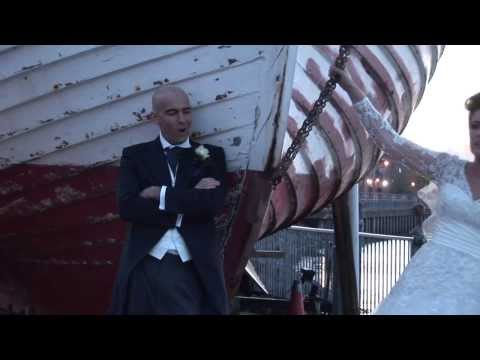 Quayside Exchange Wedding Venue Teaser