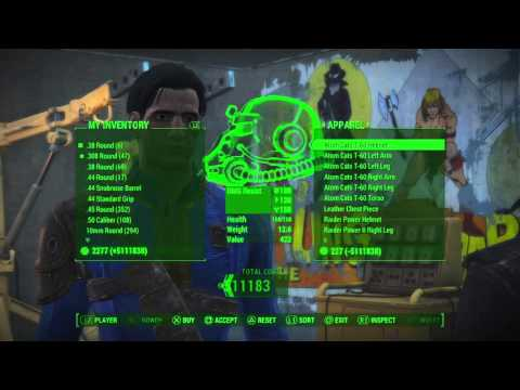 how to get settlers in power armor fallout 4