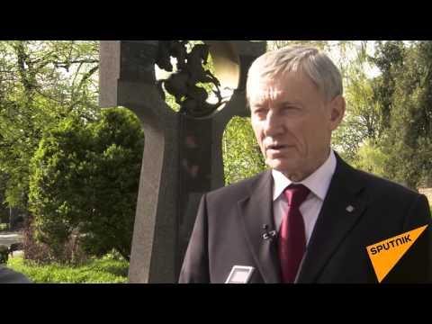 Nikolaj Bordjuža - Sputnjik intervju 1. deo | 04.04.2016.