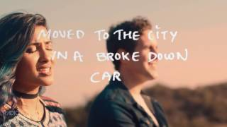 Lyric video of the chainsmokers closer and kabira (yeh jawaani hai deewani) mashup cover by vidya vox casey breves for more songs , visit - htt...