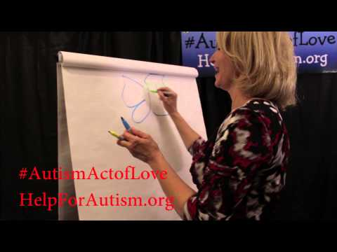 Isabella Hofmann Autism Act of Love Challenge