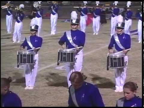 2001 South Carolina Marching Band TV Show