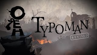 Typoman: Revised - Official Announcement Trailer (Nintendo Switch)