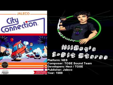 City Connection (NES) Soundtrack - 8BitStereo