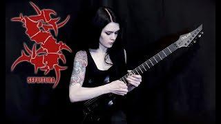 Sepultura - Desperate Cry (guitar cover)