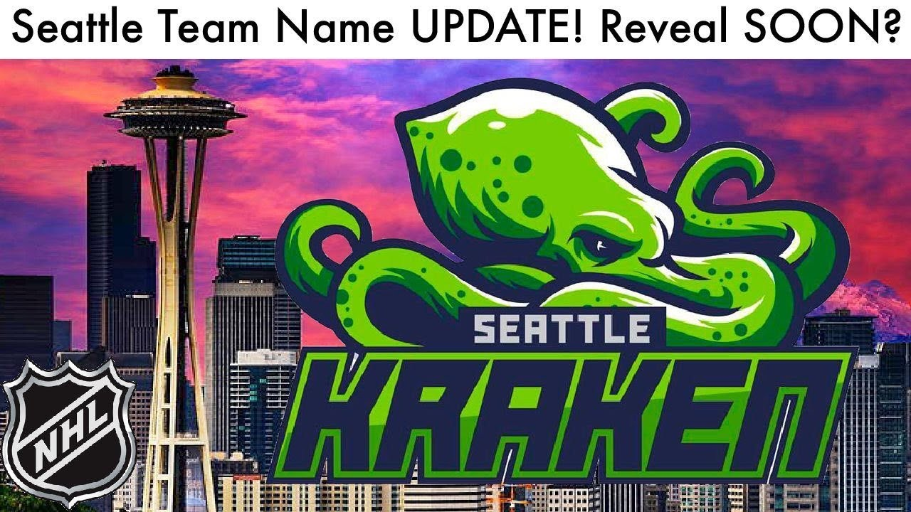 Coming Next Year to the N.H.L.: The Seattle Kraken