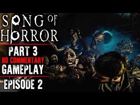 Song of Horror Gameplay - Part 3 ENDING (Episode 2)