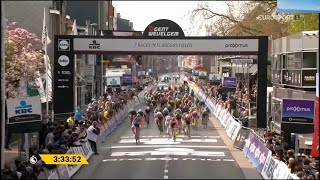 UCI Womens Cycling WorldTour Gent Wevelgem In Flanders Fields 2019 refined