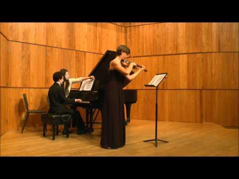 Student Recital Series: Chelsea Brown, Violin