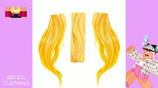 Roblox Haarverlängerungen! | Speed Design