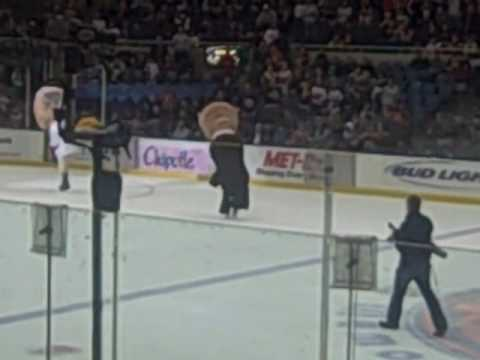 The Racing Presidents On Ice
