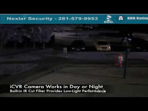 Houston Video Analytics / Houston, TX VideoIQ  / Video IQ  in Action