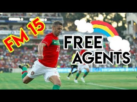 Free Agents You ALWAYS Signed on Football Manager 2015