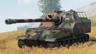 World of Tanks Object 261 - 5 Kills 9,5K Damage