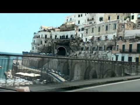 Italia Amalfi Coast From Salerno To Positano Unesco World Heritage Site Ennio 2011
