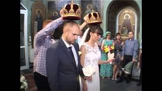 Венчание в Свято-Ильинском храме. Киев