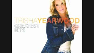 Trisha Yearwood-Like We Never Had A Broken Heart (Lyrics)