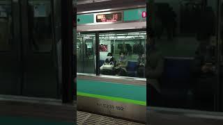 【JR東日本】E231系LED表示器 表示不具合