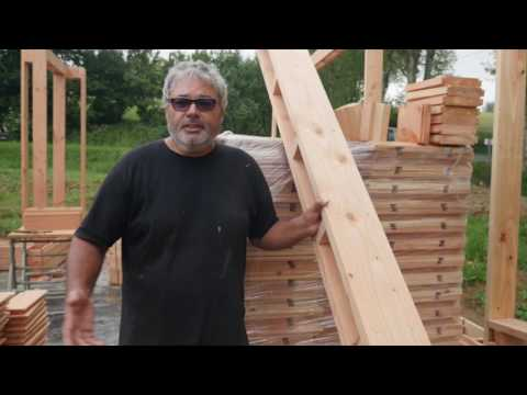INTERVIEW - Camille, constructeur de maison (HD 1080p) - Brikawood International