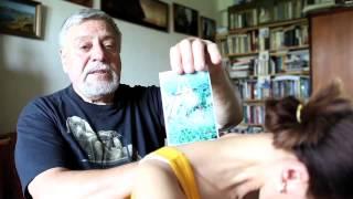 Масcаж спины и биоэнергетический массаж(доктор Олег Добровольский)