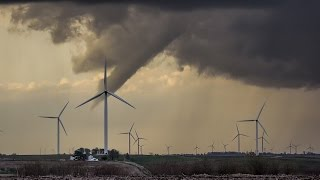 Funnel Spotted over Missouri April 15, 2017
