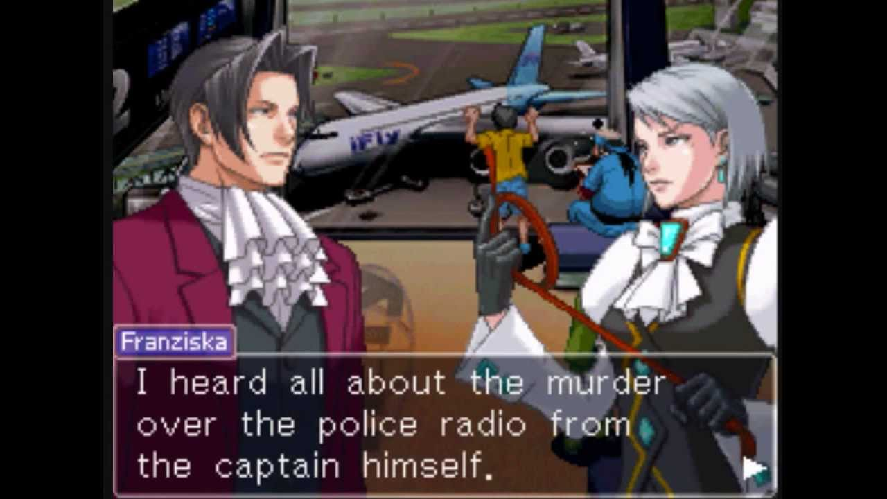 Ace Attorney Investigations Miles Edgeworth Ep 2 Part 7