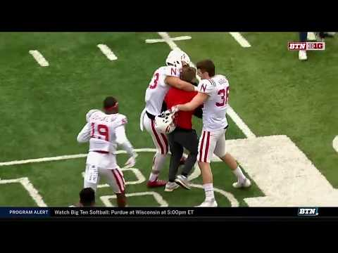 Nebraska Spring Football Highlights