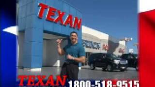 Texan Pontiac 15