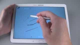 Обзор Samsung Galaxy Note 10.1 2014 Edition