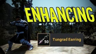 BDO - ENHANCING 50 TUNGRAD EARRINGS   ARE WE UNLUCKY OR RNG CARRIED!?
