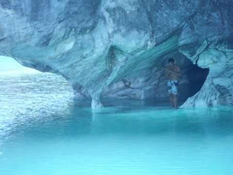 Nadando en las majestuosas capillas de m rmol region de for Distribuidoras de marmol en chile