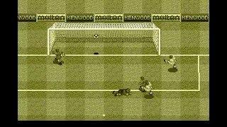 フォーメーションサッカー95 della セリエA 【PC Engine CD】 Formation Soccer 95: della Serie A (Ending Credits)