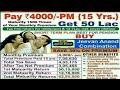 DIWALI DHAMAKA LIC JEEVAN ANAND COMBINATION PLAN FULL DETAIL हिंदी में || जीवन आनंद 815