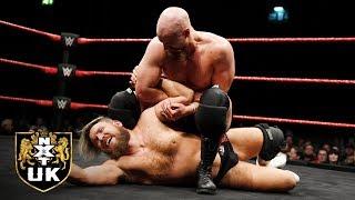 Trent Seven vs. Zack Gibson: NXT UK, Nov. 14, 2018