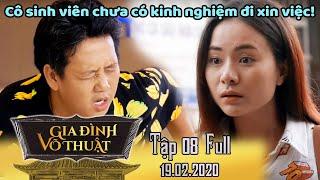 Gia Đình Võ Thuật - Tập 8 Full - Phim Sitcom Tình Cảm Hài Việt Nam Hay Nhất 2020 - Phim HTV
